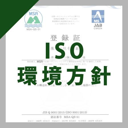 ISOバナー